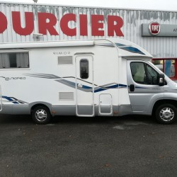 Camping-car Rimor Europeo 69 P Plus
